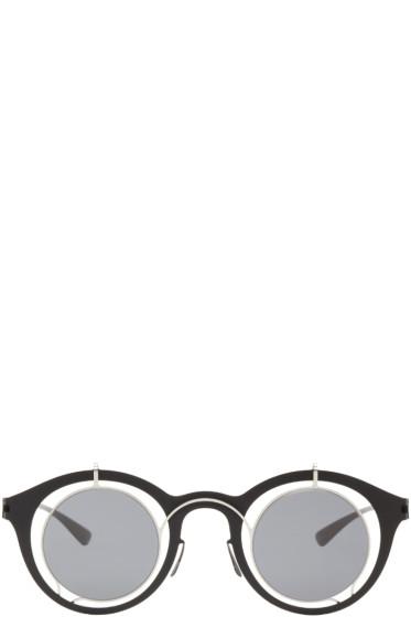 Damir Doma - Black Mykita Edition Bradfield Sunglasses