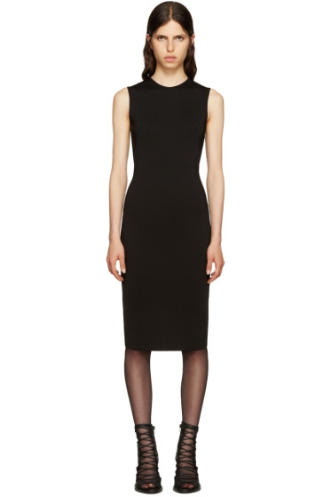 Givenchy - Black Punto Milano Dress