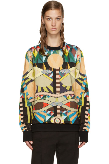 Givenchy - Multicolor Cleopatra Pullover