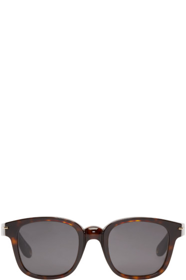 Givenchy - Tortoiseshell Square Acetate Sunglasses