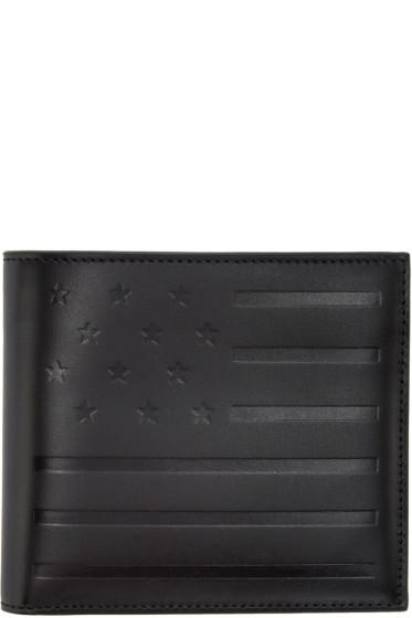 Givenchy - Black American Flag Wallet