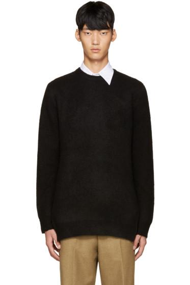 3.1 Phillip Lim - Black Wool Tunic Sweater