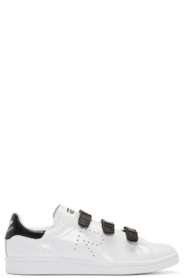 Raf Simons - White adidas Edition Stan Smith Comfort Sneakers