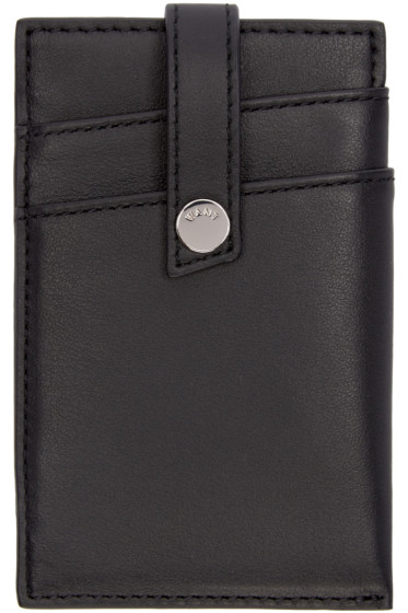 Want Les Essentiels - Black Kennedy Card Holder