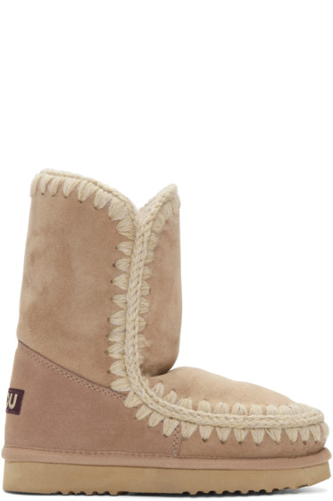 Mou - Tan Eskimo 23 Boots