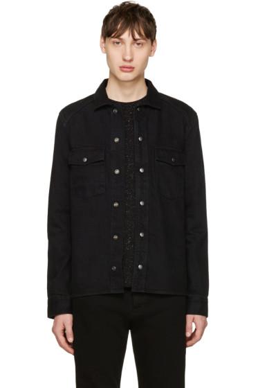 BLK DNM - Black Denim 48 Shirt