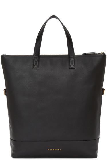Burberry - Black Armley Tote Bag
