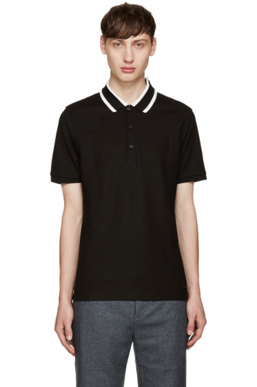 Burberry - Black Marton Polo