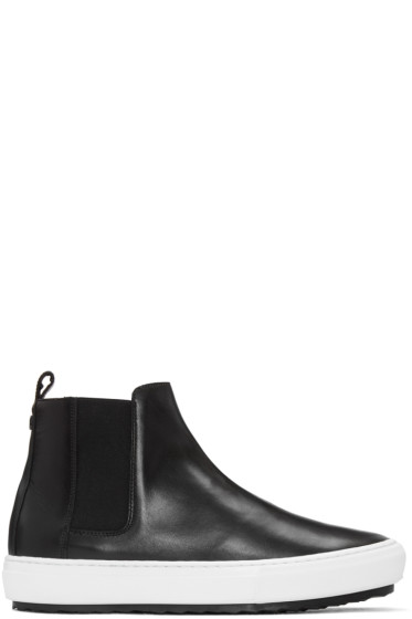 Pierre Hardy - Black Rider Hybrid Boots