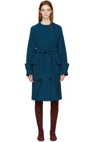 Roksanda - Blue Darabont Coat