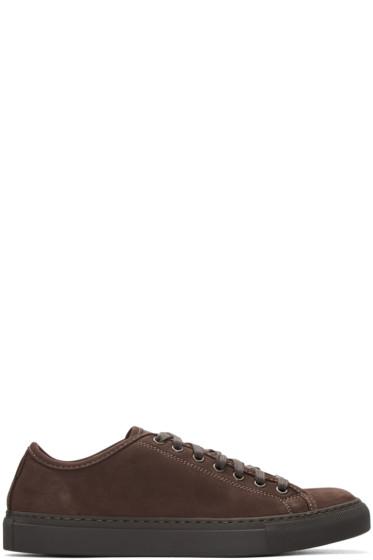 Diemme - Brown Nubuck Veneto Sneakers