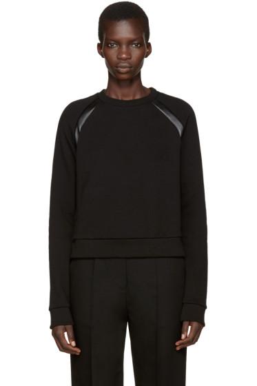 Versus - Black Safety Pin Sweatshirt