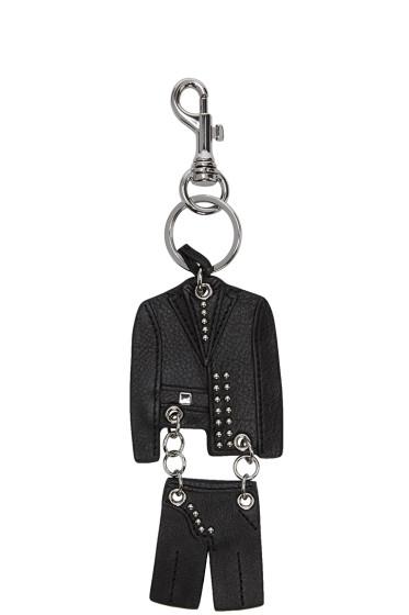 Versus - Black Suit Keychain