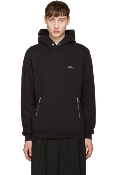Undercover - Black Zippered Hoodie