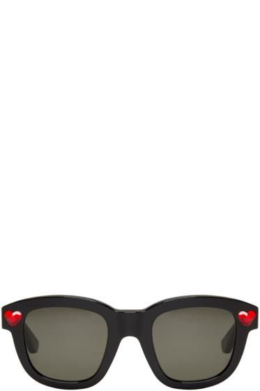 Saint Laurent - Black New Wave Lolita Sunglasses