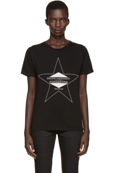 Saint Laurent - Black Palladium T-Shirt