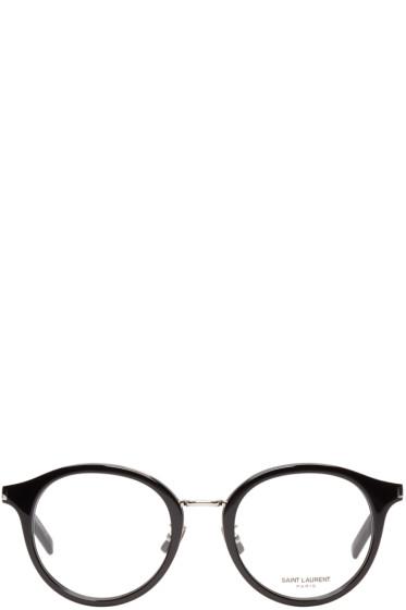 Saint Laurent - Black SL 91 Optical Glasses