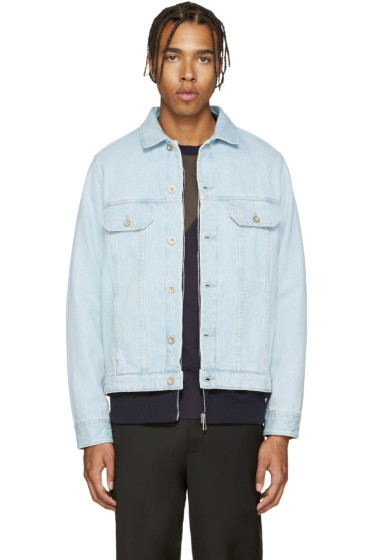 PS by Paul Smith - Blue Denim Jacket