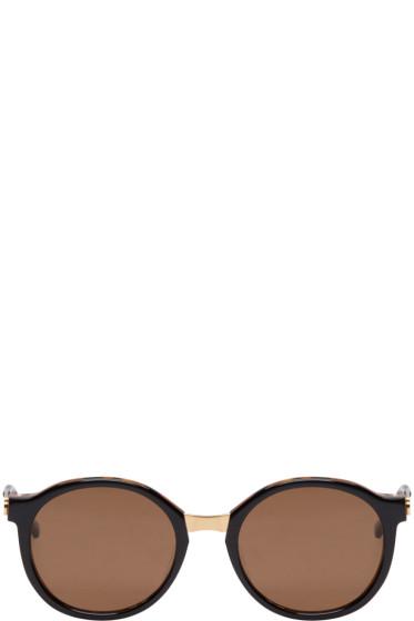Thierry Lasry - Black Advisory Sunglasses
