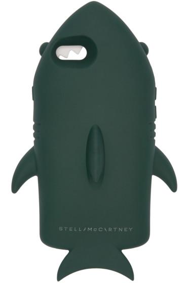 Stella McCartney - Green Shark iPhone 6 Case