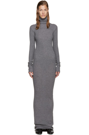 Stella McCartney - Grey Turtleneck Dress