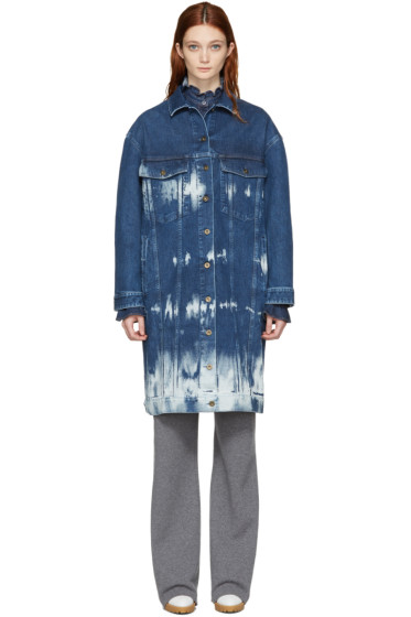Stella McCartney - Blue Denim Malori Jacket
