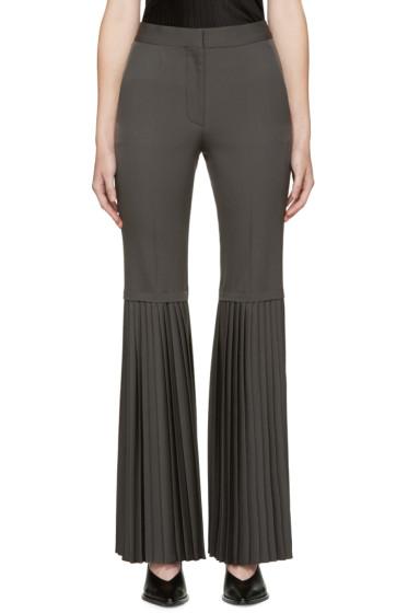 Stella McCartney - Grey Chellini Trousers