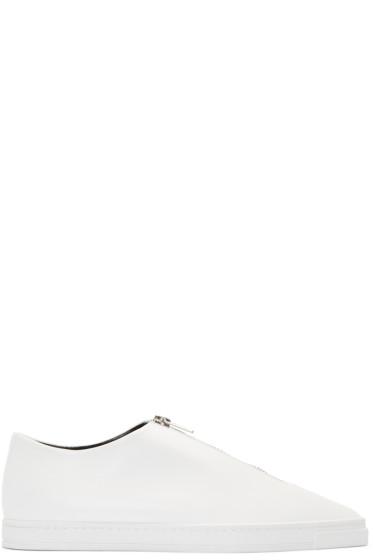 Stella McCartney - White Medusa Sneakers