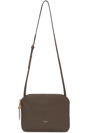 Nina Ricci - Taupe Small Elide Bag