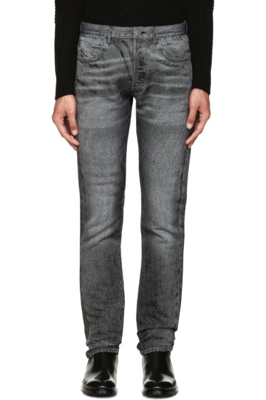 Calvin Klein Collection - Grey Skinny Jeans