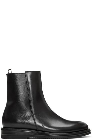 Calvin Klein Collection - Black Craig Boots