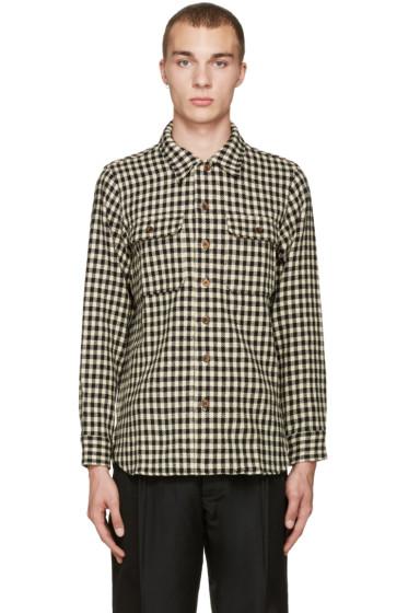 Visvim - Black Check Big Game Shirt