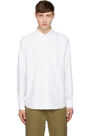 Visvim - White Lungta B.D. Stars Shirt