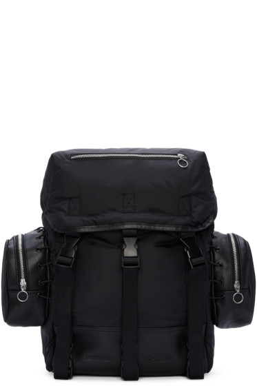 Tim Coppens - Black Nylon Backpack