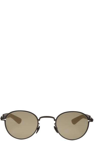 Mykita - Black Hybrid Quince Sunglasses