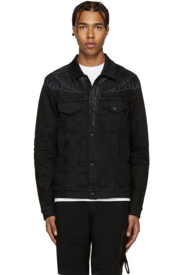 Marcelo Burlon County of Milan - Black Canouan Jacket