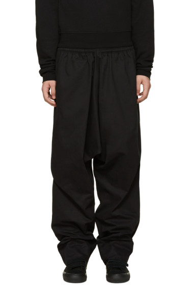 Marcelo Burlon County of Milan - Black Antisana Pant