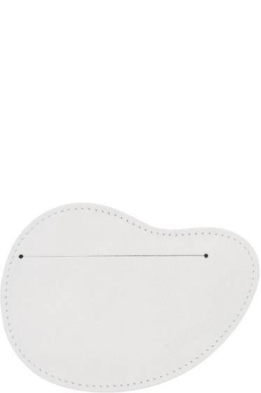 Jacquemus - White Haricot Card Holder