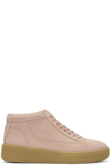 ETQ Amsterdam - Pink Mid 1 Sneakers