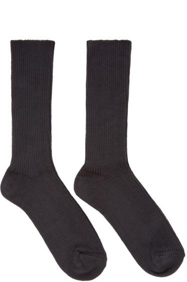 Isabel Marant Etoile - Black Waris Kodachrome Socks