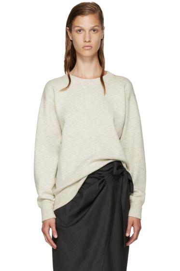 Isabel Marant Etoile - Grey Benton Sweater