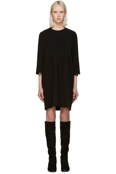 Isabel Marant - Black Cady Aggy Dress