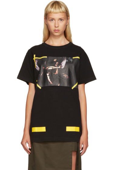 Off-White - Black 7 Opere T-Shirt