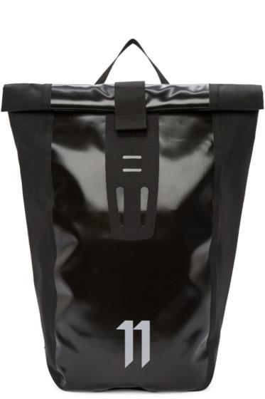 11 by Boris Bidjan Saberi - Black Velocity Backpack