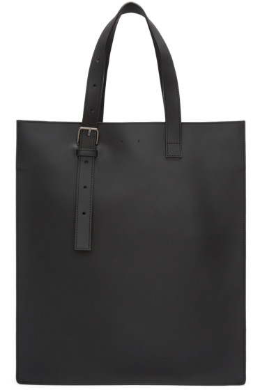 PB 0110 - Black AB 25 Tote Bag