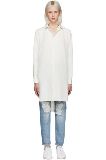 Won Hundred - Ivory Kelsey Shirt