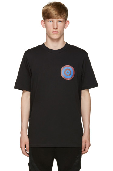 OAMC - Black Identification T-Shirt