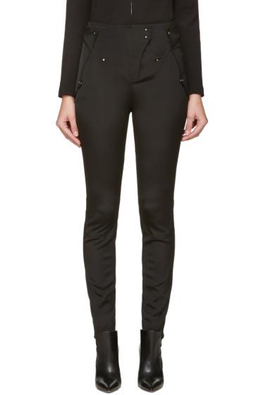 Esteban Cortazar - Black Slim Trousers