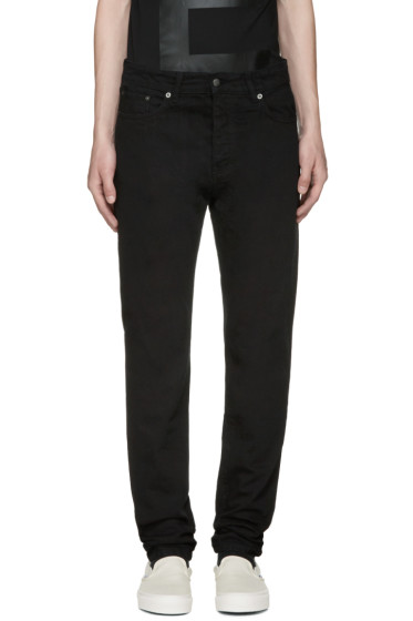 Etudes - Black Locomotion Jeans