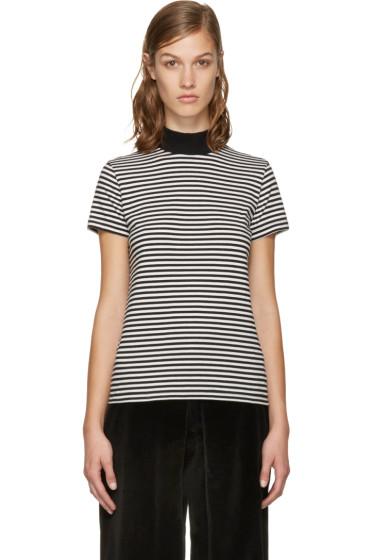 Harmony - Black & White Tiphaine T-Shirt